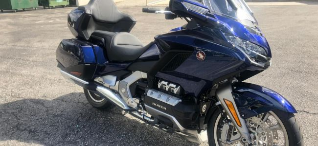 goldwing 1800 ABS GPS IMPORTER NEUF VERSION 2019 